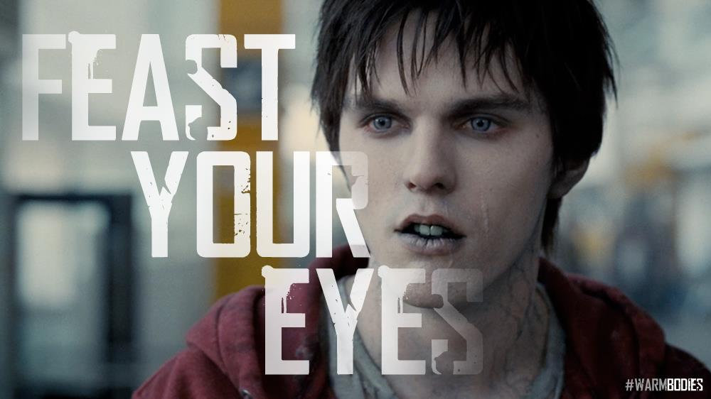 Warm Bodies Quotes I will look at 3 negatives