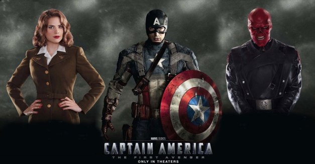 Captain America: The Moral Avenger