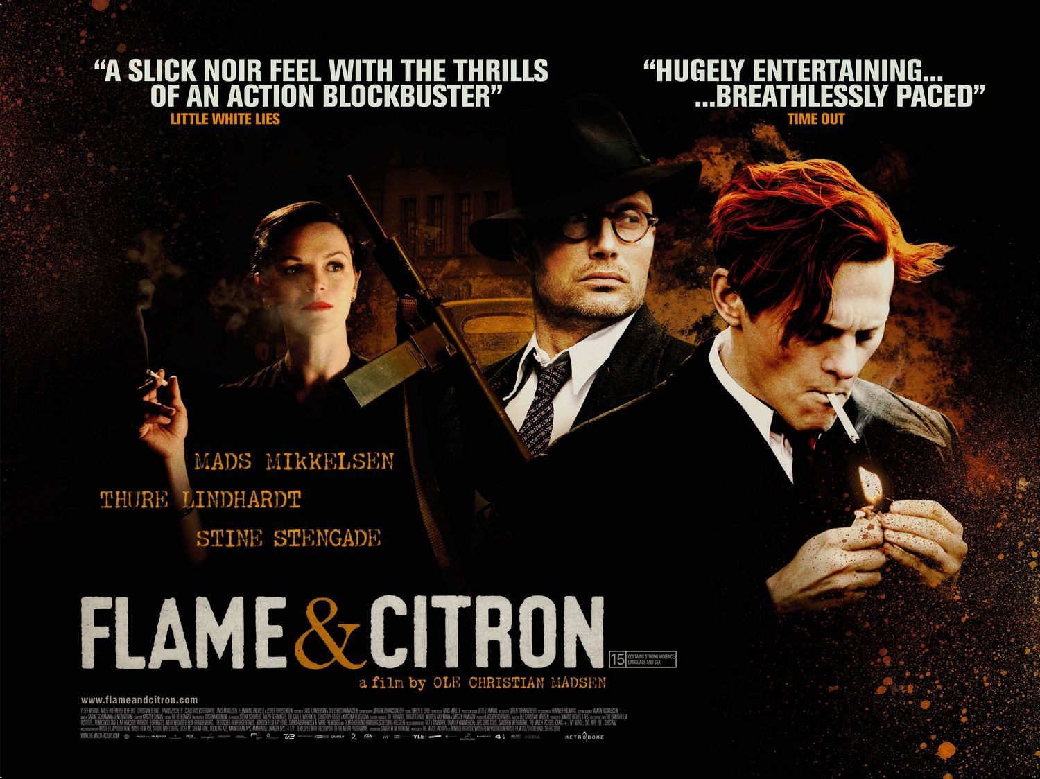 for your consideration flame and citron let there be movies