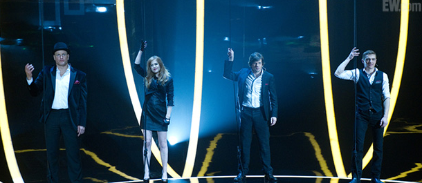 Now You See Me: Magic in the Movies