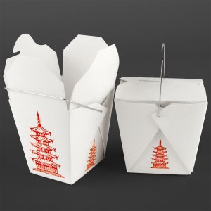 Has Hollywood never heard of take-home boxes?