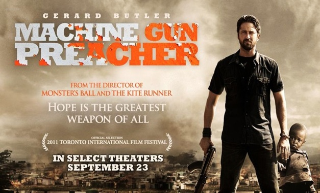 Machine Gun Preacher: I Can Take These Right Here