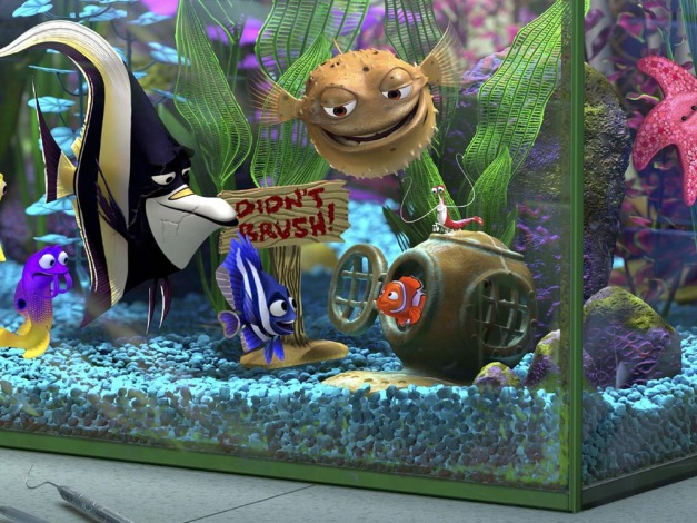Finding Nemo: A Father's Journey