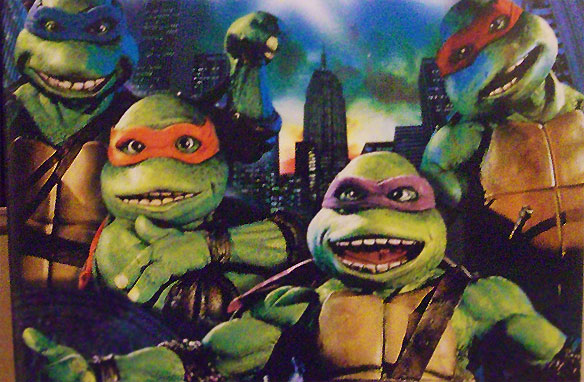 Teenage Mutant Ninja Turtles: Awesomeness now comes in Ooze