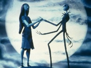 nightmare jack and sally love