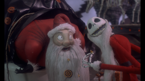 nightmare kidnap Santa
