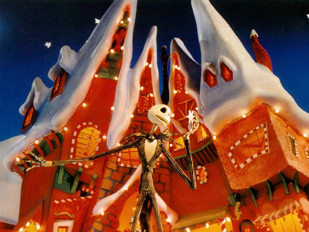 A Nightmare Before Christmas: What\'s this?   Let There Be Movies