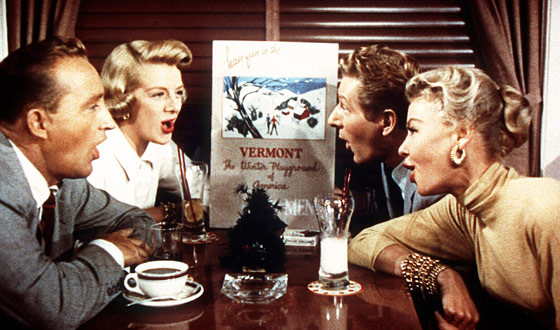 white christmas unless you�re in vermont let there be