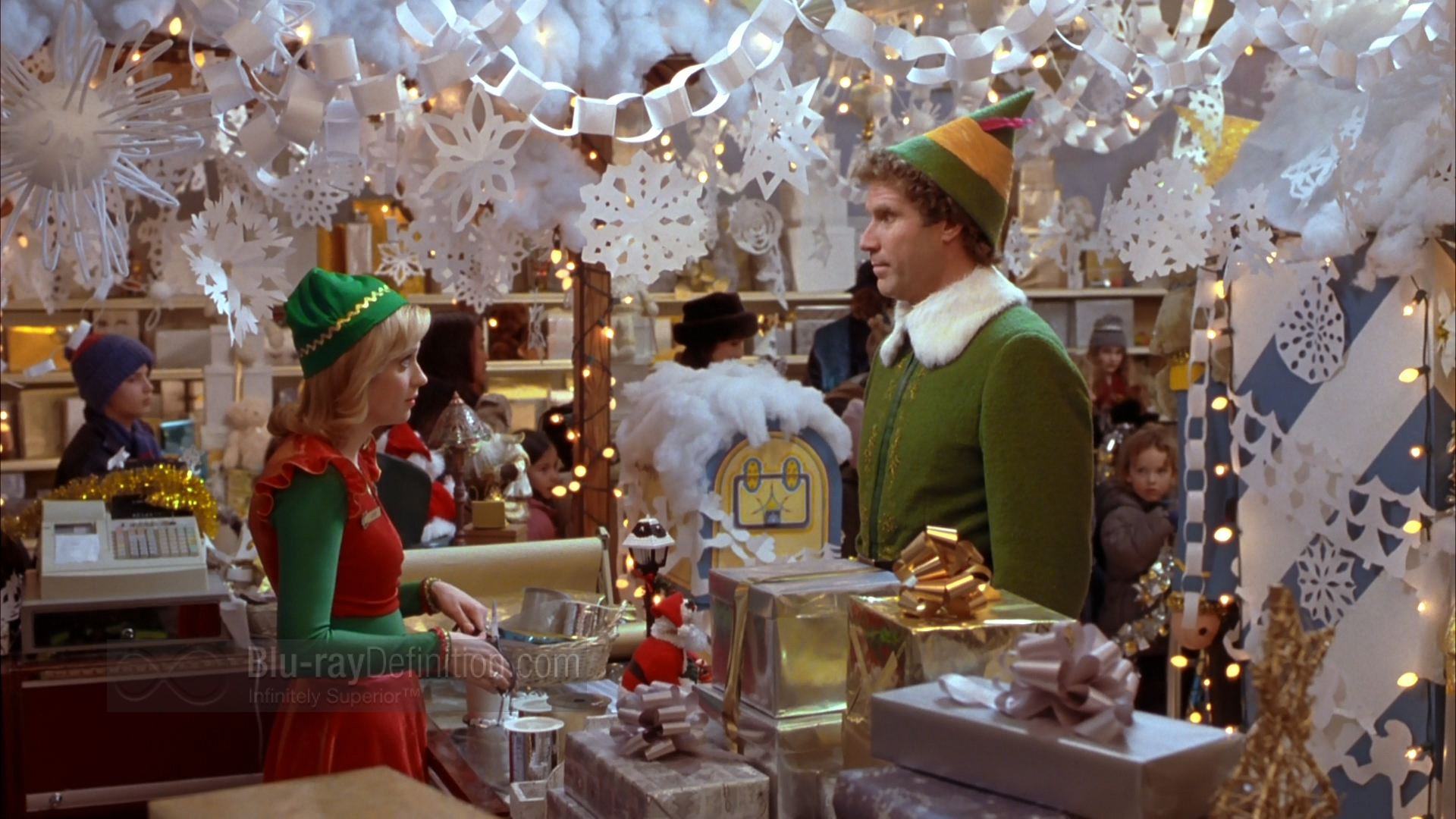 Elf Don T Eat The Yellow Snow Let There Be Movies