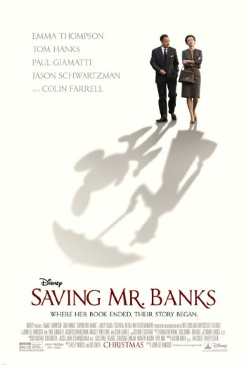 Saving Mr. Banks: Who's Saving Whom?
