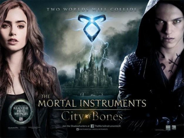The Mortal Instruments: City of Bones. Is There Room for God in a Demon Hunter Story?