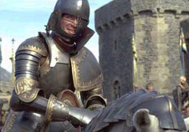 Knights Tale Black Knight