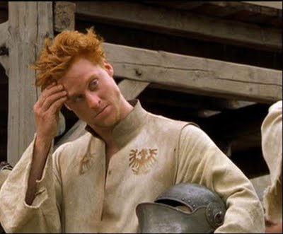 the knights tale characters