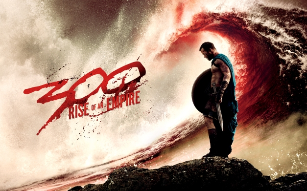 300: Rise of an Empire. A Wind of Vengeance