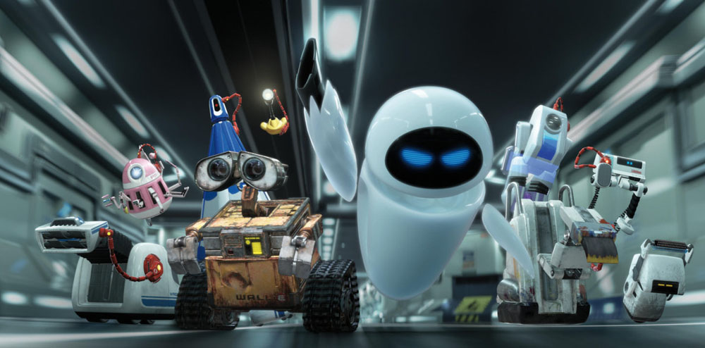 abbastanza Wall-E: The tenacity of life. | Let There Be Movies JH57