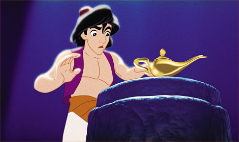 Aladdin: Is This World Worth Showing?