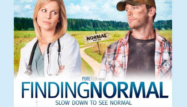 Reader Review Request: Finding Normal