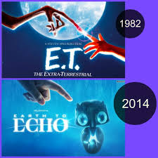 Echo and ET poster