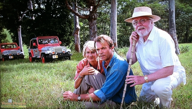 Jurassic Park: Why Cars and Kitchens make Bad Hiding Spots
