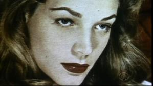 Bacall sultry