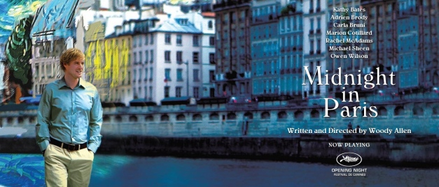 Midnight in Paris: When Dreaming Replaces Reality