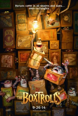 Box Trolls: Thinking Outside