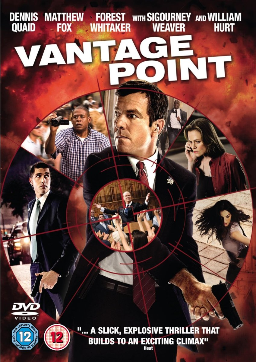 vantage point � rewind and restart let there be movies