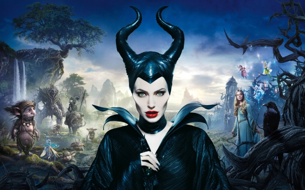 Maleficent: Sugar-Coated Bitterness