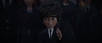 Big 6 sad Hiro