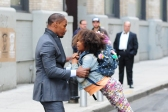Celebrity Sightings In New York City - September 25, 2013