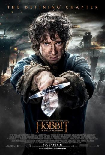 hobbit-battle-five-armies-bilbo-poster