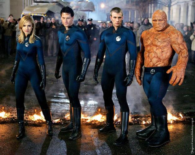 Fantastic Four: Flawed yet Enjoyable