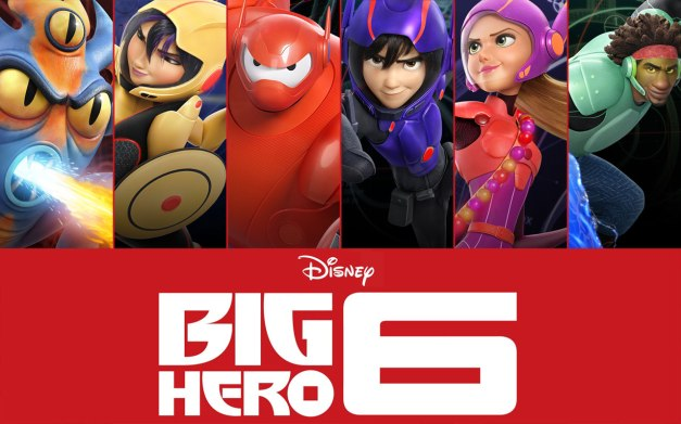 Big Hero 6: Fist Bumps will Never be the Same