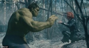 Hulk and Widow