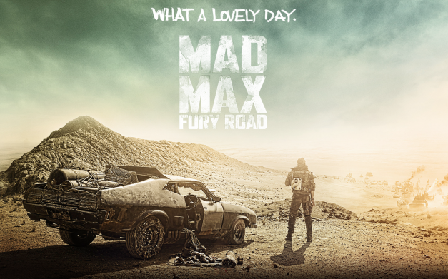 Mad Max: Fury Road - Hoping for Redemption