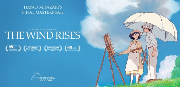 The Wind Rises: Airplanes are Beautiful Dreams