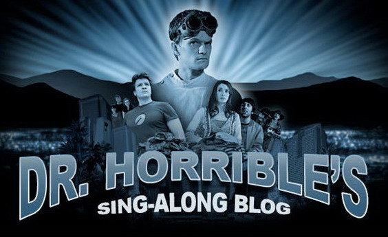 Dr. Horrible's Sing-Along Blog - That's Spelled with Two R's