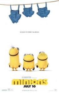 minions poster