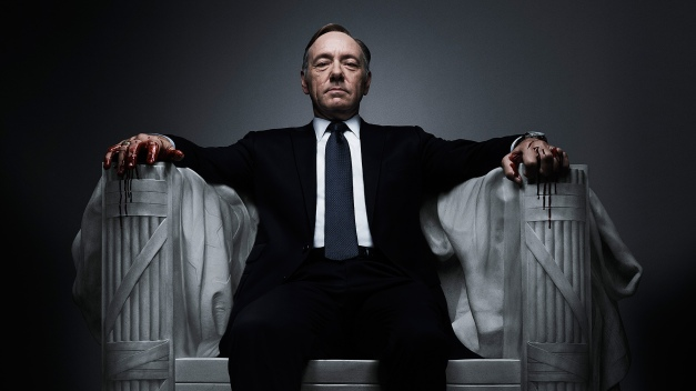 Frank Underwood Lincoln