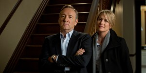 Frank and Claire Underwood