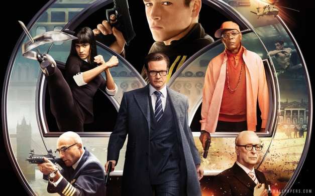 Kingsman: The Gentleman Spy Returns