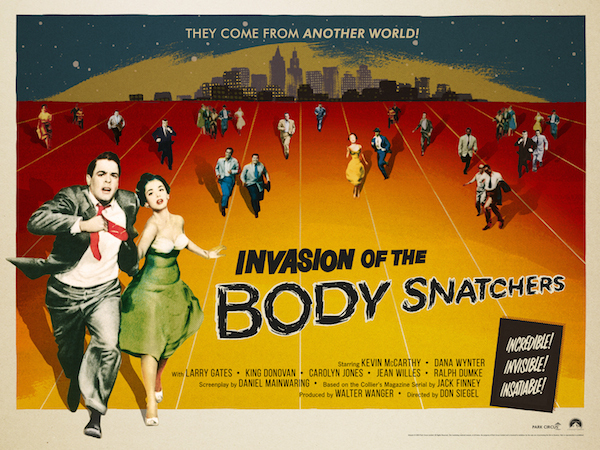 Invasion of the Body Snatchers: What Are You, Really?
