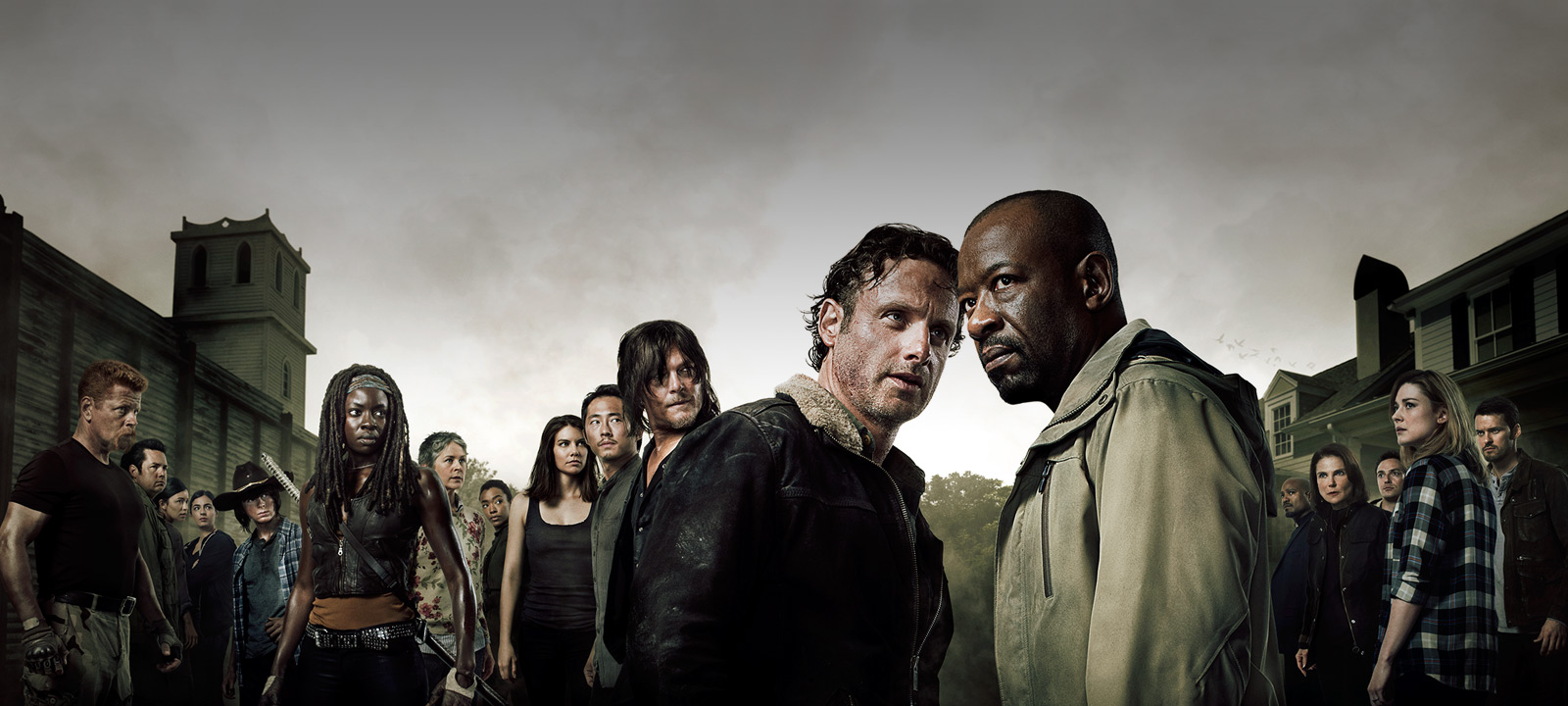 The Walking Dead S6E1: First Time Again | Let There Be Movies