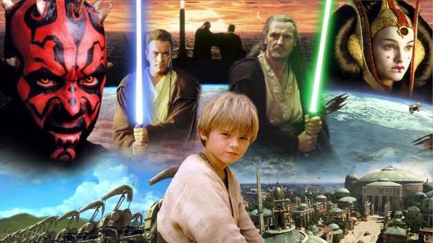 Star Wars Ep. I: The Phantom Menace - Cast Out Fear