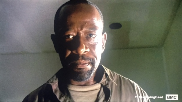 twd s6e4 Morgan