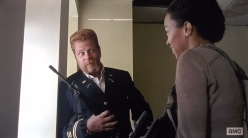 TWD S6E6 Abraham and Sasha